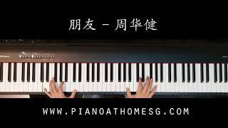 Video 朋友 Peng You by Emil Chau 周华健 - Piano 钢琴 Cover download MP3, 3GP, MP4, WEBM, AVI, FLV Agustus 2018