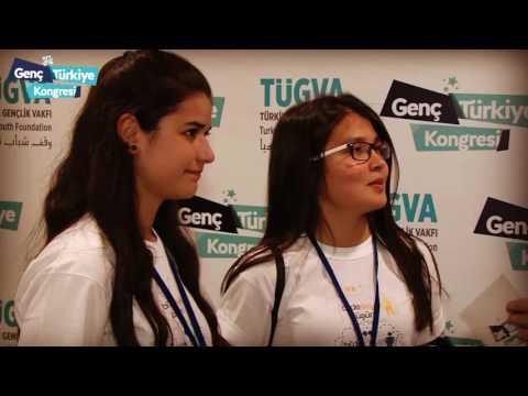 Genç Türkiye Kongresi 2016 Röportaj  Adlı Youtube Videosu