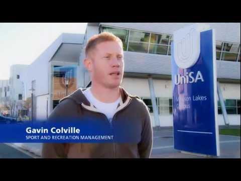 Sport & Recreation Management overview - University of South Australia
