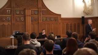 Dr Yaron Brook Vortrag und Buchvorstellung The Free Market Revolution am 30 Oktober in Halle