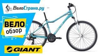 Велосипеды Giant. Велообзор #1