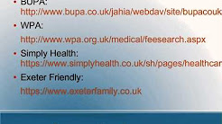 BUPA Health Insurance - the hidden truth