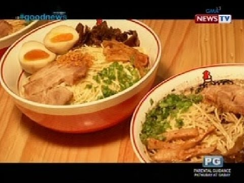 Good News: Best ramen in Metro Manila