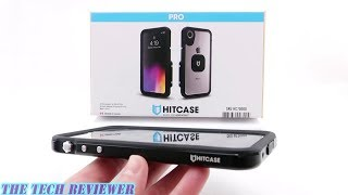 Hitcase Pro: Extreme Waterproof and Drop Protection for iPhone X in a Super Slim Package!