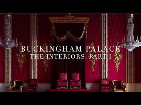 Buckingham Palace: The Interiors Part I