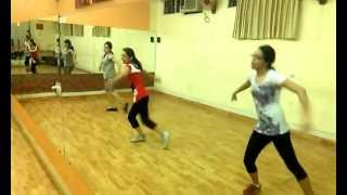 Bollywood Freestyle Dance Class on RDB