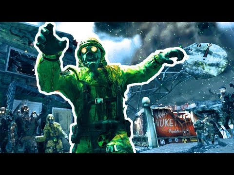 NUKETOWN ZOMBIES... Call of Duty Black Ops 2 Zombies Gameplay