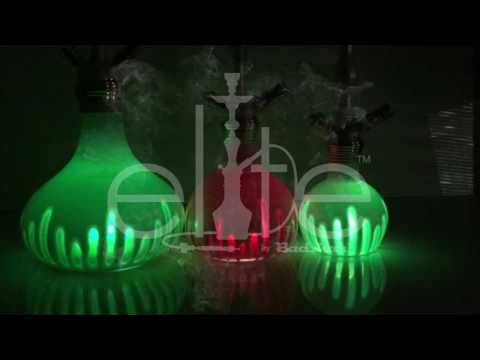 "LED Elite Hookahs ""NEW"""