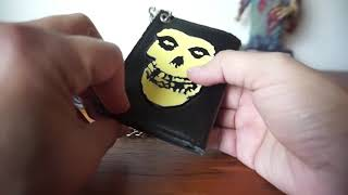 2011 Misfits Chain Wallet Review