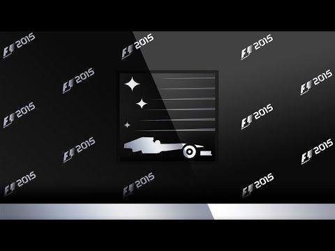"""Succès """"Marquer son territoire"""" 30G - F1 2015 (Xbox One)"""