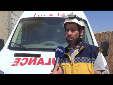 ميليشيا أسد الطائفية تستهدف القرى والبلدات المحررة غرب حلب