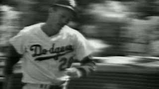 WS1965 Gm4: Parker hits solo home run for Dodgers