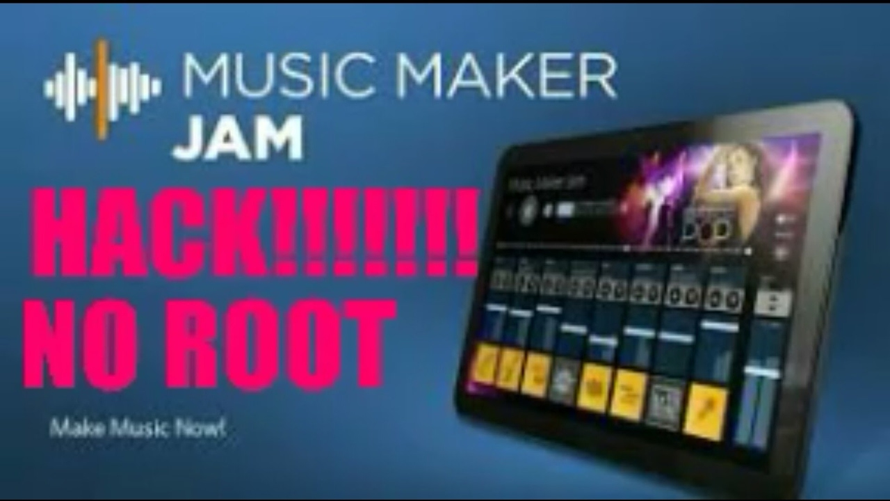 Music Maker Jam Hack Style Free Non Root Youtube