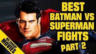 Top 10 BATMAN Vs SUPERMAN Stories (Part 2)