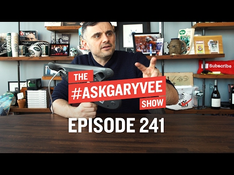 Rebuilding a Brand, Dropping out of High School and Entrepreneurship in Venezuela | #AskGaryVee 241