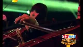 湖南卫视我是歌手-尚雯婕演唱《最终信仰》气势磅礴-20130118