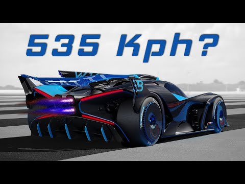 Top 10 Fastest SuperCars & HyperCars in the World 2021   SSC, Bugatti, Koenigsegg