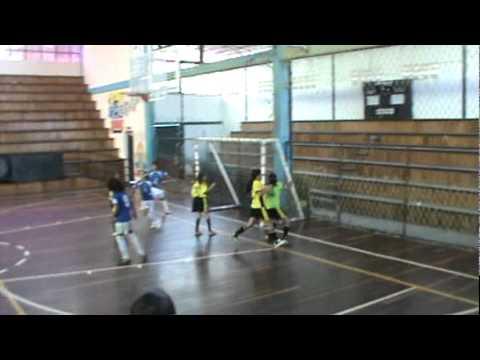 Real Caracas sport Club Fem Vs selec.de Tachira  16abr11// Medusa futbol