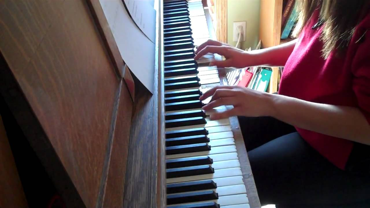 West Coast Coconut Records Piano Cover Youtube