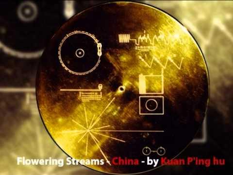 The Voyager Interstellar Record - 28/31 Flowering Streams - China - by Kuan P'ing hu