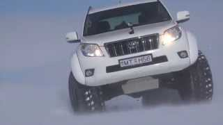 Awesome OffRoad in Iceland with Mountain Taxi