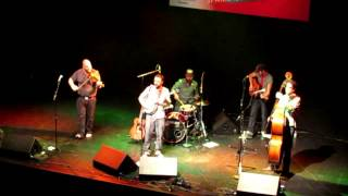 The Mountain Firework Company - Born to Suffer for Love, Kulturzentrum Schlachthof
