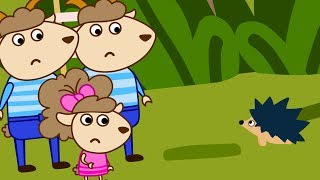 Dolly's Stories | a little hedgehog | Funny Video for Kids | Episode #92