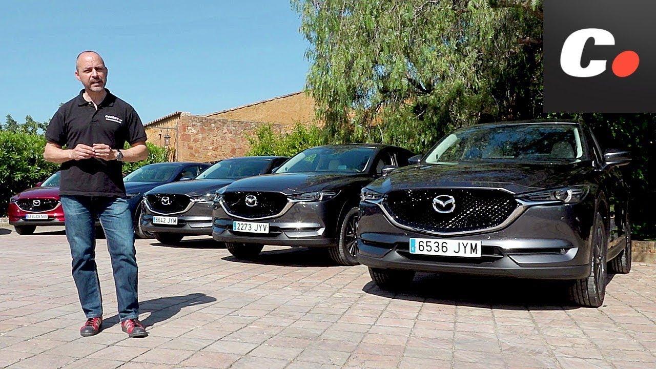 Mazda CX-5 2019 SUV | Primera prueba / Test / Review en español | coches.net