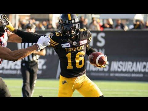 Brandon Banks 2014 CFL Highlights (Hamilton Tiger-Cats)