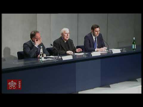 """Press Conference """"The Lateran Pacts. Round Table to mark the XC Anniversary"""".  2019-02-08"""