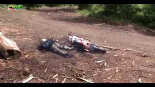 Enduro for the first time - Zona Enduro Funny Compilation