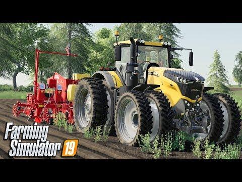 INCREDIBLE STEP BACK IN TIME | Farming Simulator 19 - Giants Island #1 thumbnail
