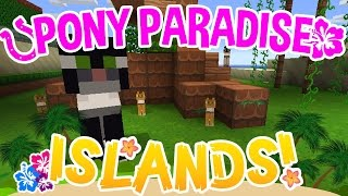 Pony Paradise Islands! Ep.6 KITTY TREEHOUSE! | Amy Lee33
