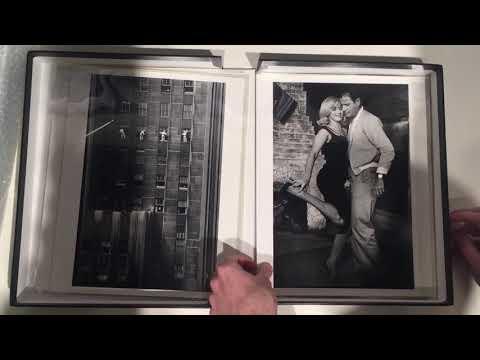 Inge Morath archive box REVEAL