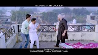Kandh Tapke   Promo 01   Nachattar Gill   Harish Verma   Jass Bajwa   Thug Life