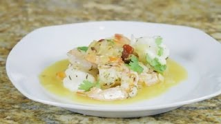 How To Pan-fry Shrimp In Butter & Garlic : Regional Recipes