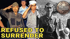 Hiroo Onoda Fought WWII For 30 Additional Years