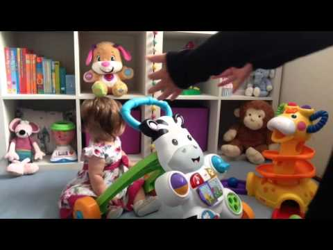 Fisher-Price Learn with me Zebra walker review