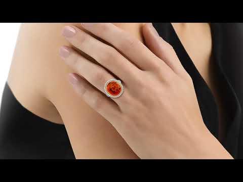 tiffany-spessartite-garnet-ring- -m.s.-rau-antiques
