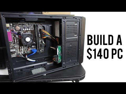 Building the Cheapest PC Ever!