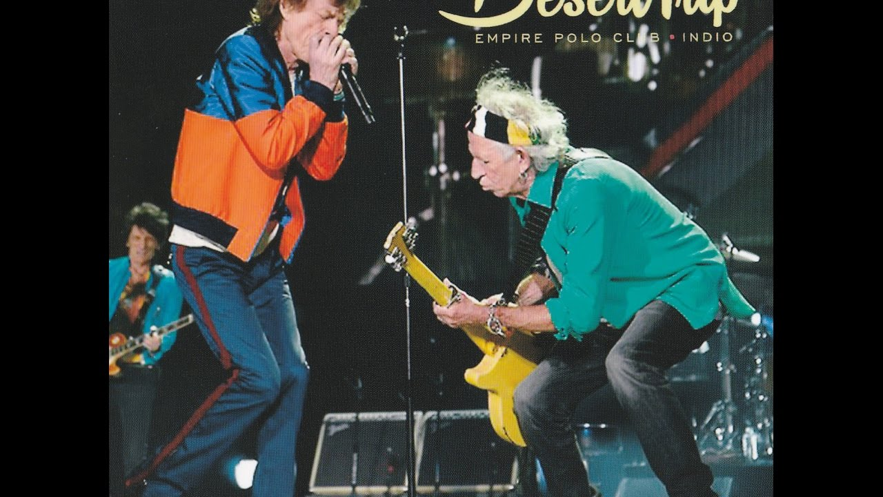 The Rolling Stones Live Ride Em On Down Just Your Fool Debuts California 2016