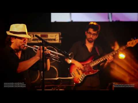Ramat Gan Jamming with Eyal Shiloach and Frank London 2015
