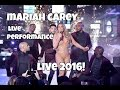 LIVE 2016 Mariah Carey Performance (My point of View)