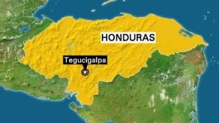 Police: 5 Syrians with fake passports detained in Honduras