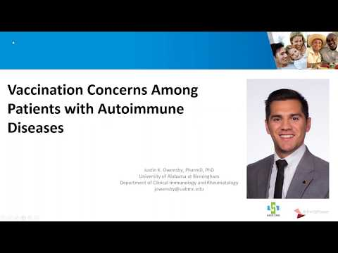 Vaccination Concerns Among Patients with Autoimmune Diseases