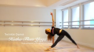 Hatha Flow Yoga at Twinkle Dance