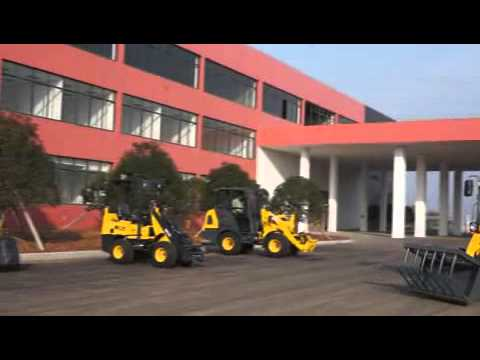 2014 WL35 wheel loader from Forway Heavy Industry China