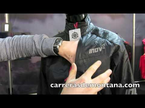 INOV8 Race elite Thermoshell HZ jacket review by Matt Brown