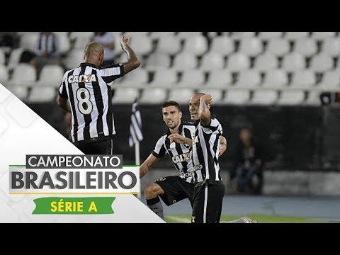 Melhores momentos - Gols de Botafogo 3x1 Vasco - Campeonato Brasileiro - (21/06/2017)