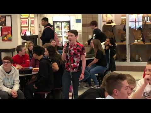 Marshall FFA Lunchtime Karaoke